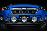 Subaru Crosstrek Front Bumper and Front Bumper Lights