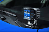 Subaru Impreza Hood Light Pod Kit