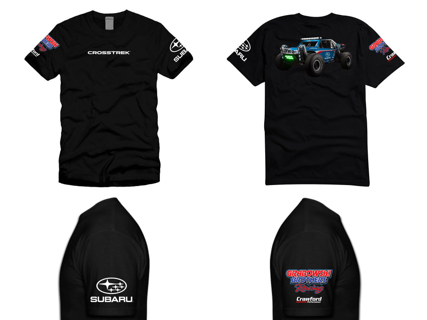T-Shirts: Project Crosstrek Desert Racer