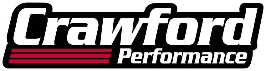 Crawford Performance Stickers