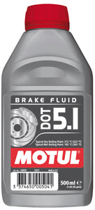MOTUL Brake Fluid: DOT 5.1