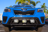 Crawford Front Bumper Guard and Light Kit