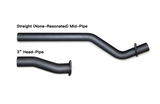 Crawford GK2 Side Kick Cat-Back Exhaust: 2015+ Subaru WRX / STI - Mid-Pipe