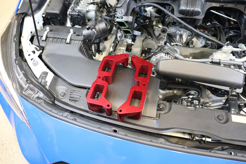 Crawford Billet Power Blocks (BPB) - 18+ Crosstrek