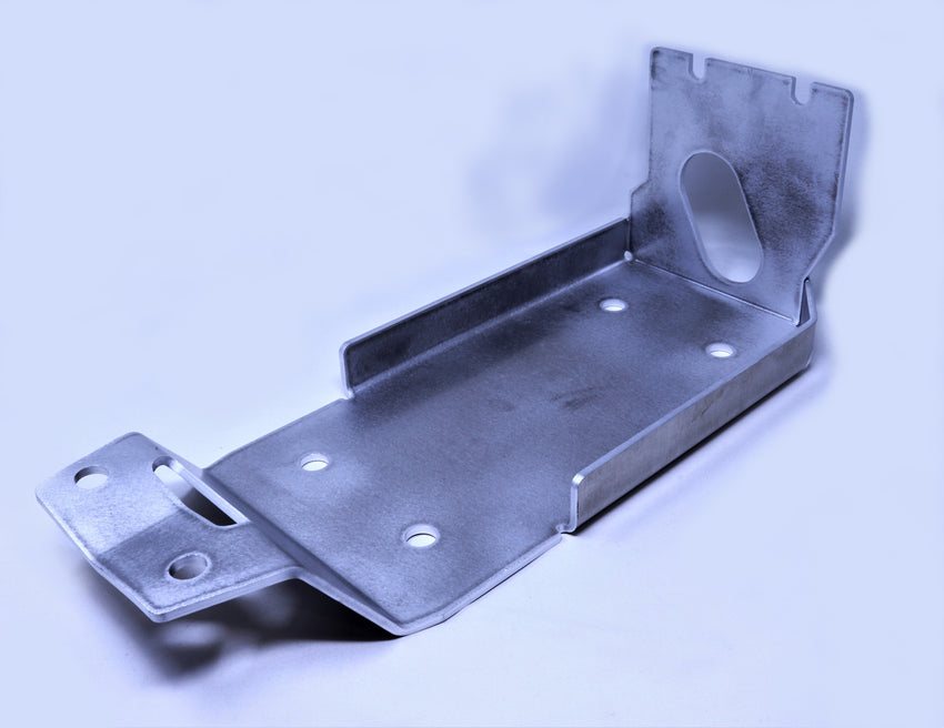 Crawford Rear Differential Skid Plate: 2009+ Subaru Forester