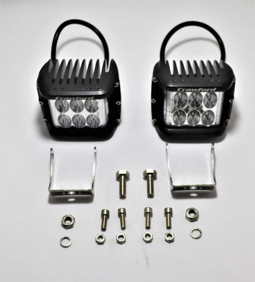Subaru Crosstrek LED Light Kit