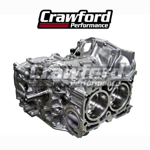 Crawford Built Short Block: STI (EJ257)