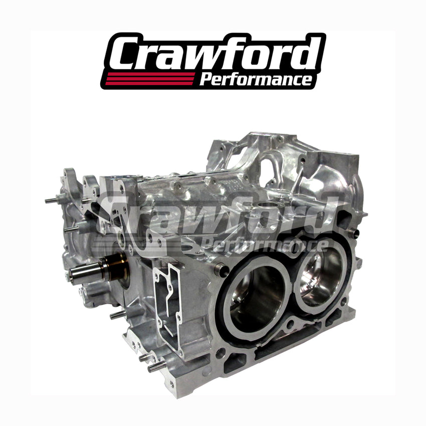 Crawford Built Short Block: Boosted BRZ/FR-S/GT86 (FA20)