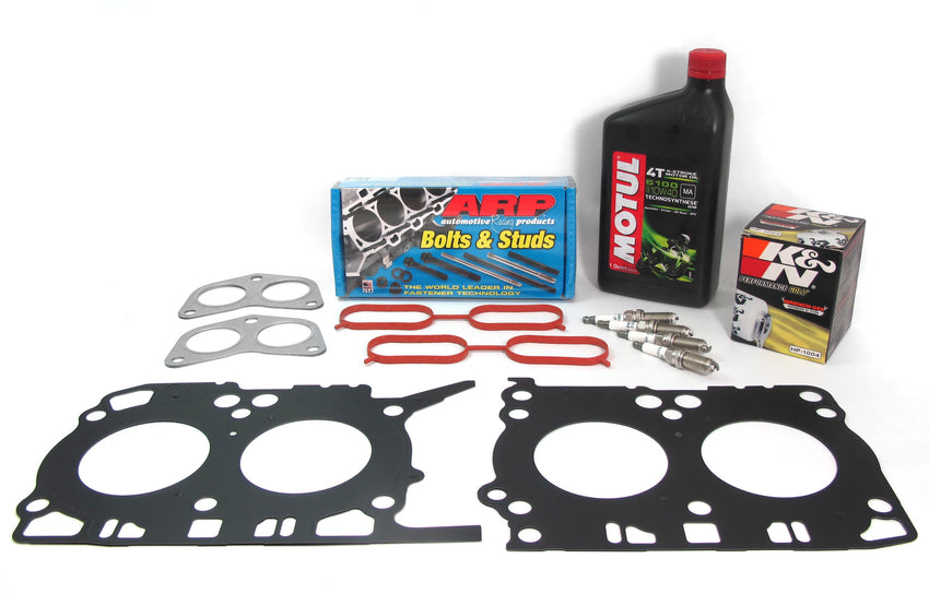 Short block installation kit for 2013+ Subaru FA20 engine