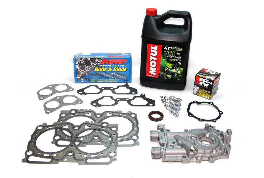 Short Block Installation Kit: 2004-2006 Subaru EJ25