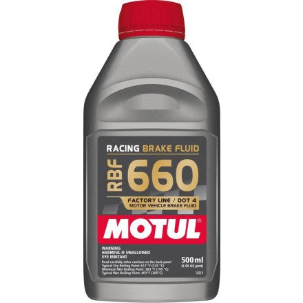 MOTUL Brake Fluid: RBF 660 - 101666