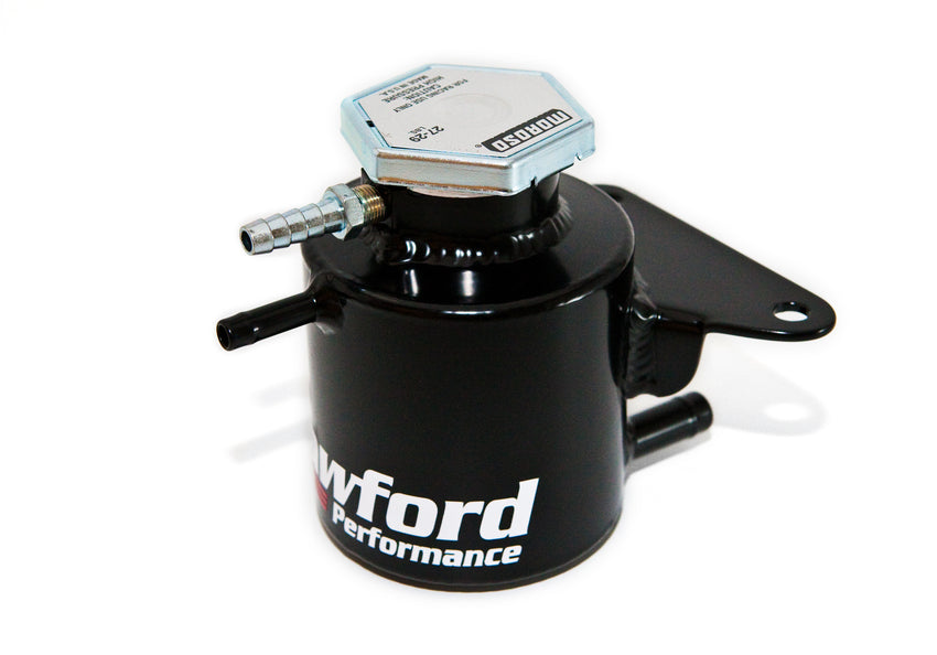 Crawford High Pressure Coolant Tank