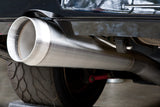 Crawford Performance Gymkhana 1 Cat-Back Exhaust: 2002 - 2007 Subaru WRX/STi