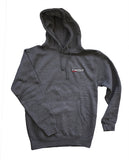 Sweatshirt: Crawford Performance Logo - Grey Front
