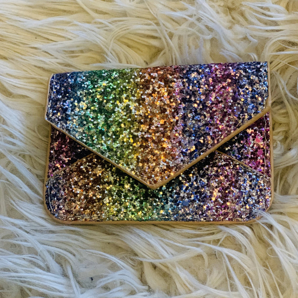 """Glam Rock"" Card Case"