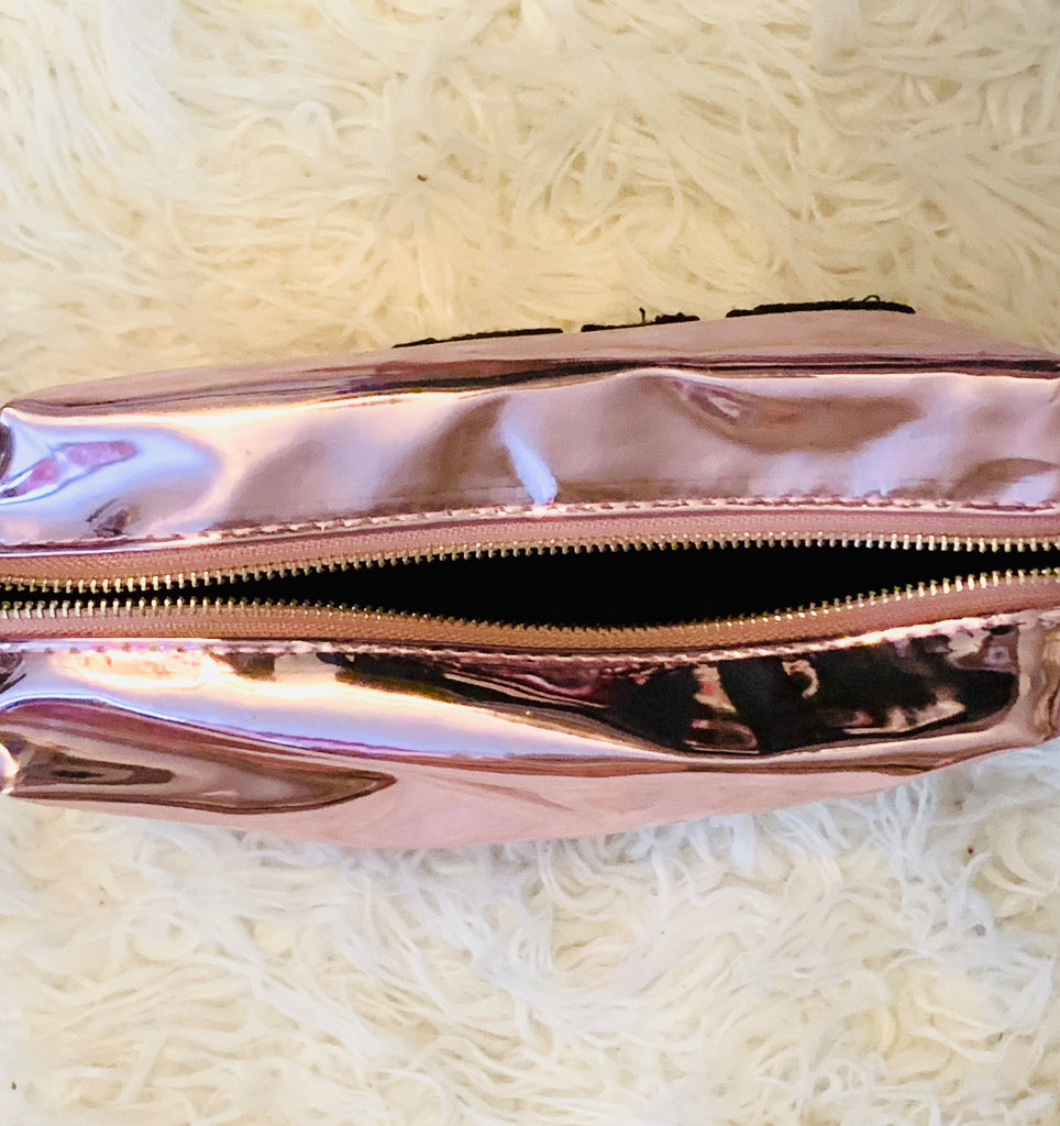 """Glam"" Cosmetic Bag"