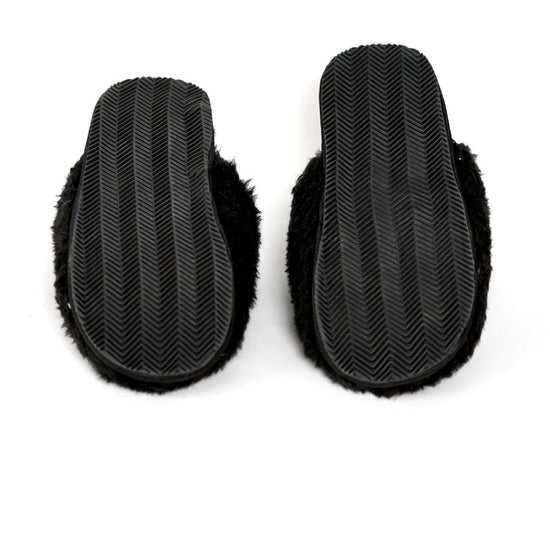"NEW! ""Queen Bee"" Soft & Furry Slippers"