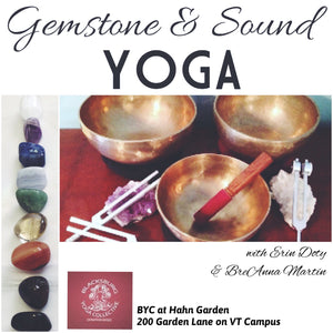 Gemstone & Sound Yoga