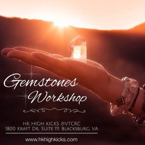 HK GEMSTONE WORKSHOPS
