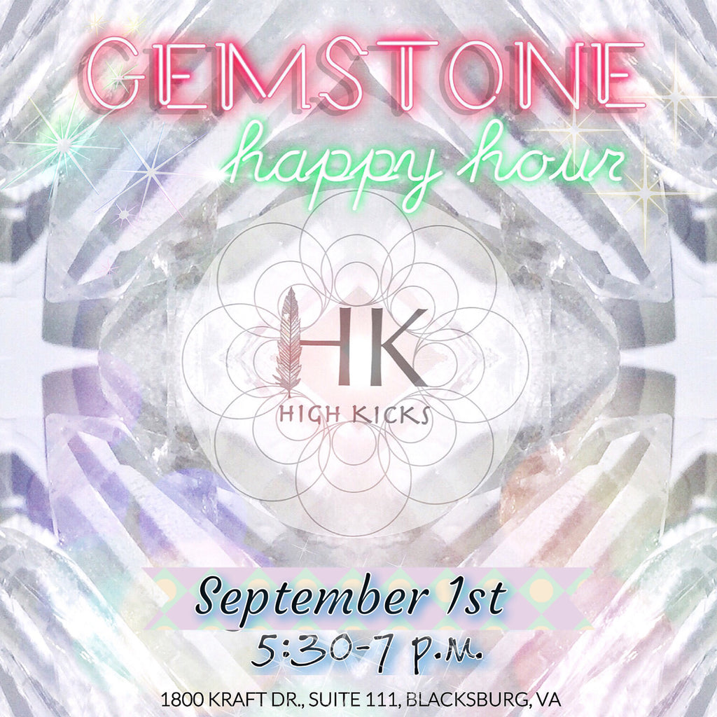 HK GEMSTONE HAPPY HOUR