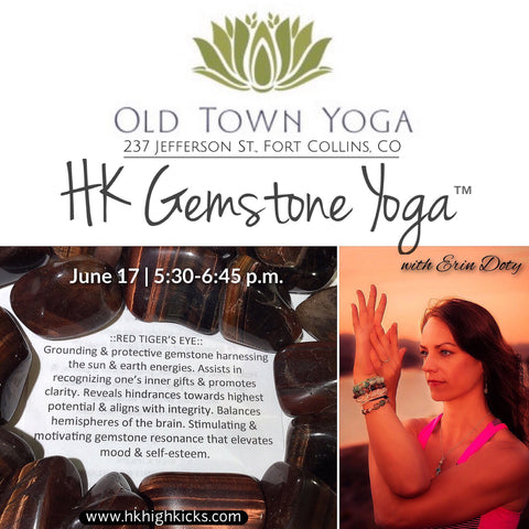 HK Gemstone Yoga at OTY