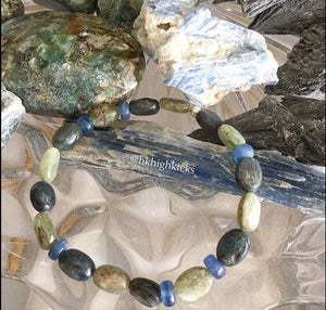 ::KYANITE:: Bracelet - HK HIGH KICKS