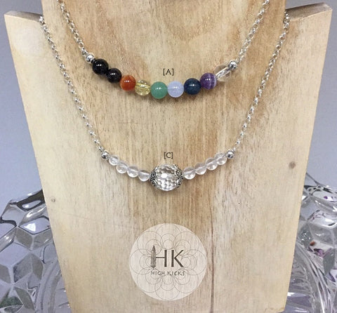 NECKLACES - HK HIGH KICKS