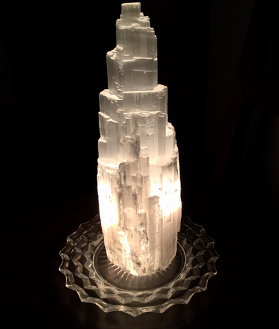 ::SELENITE:: Lamp - HK HIGH KICKS