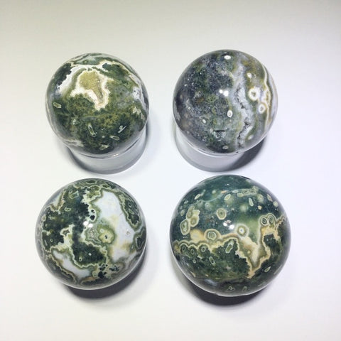 ::OCEAN JASPER:: Gemstone - HK HIGH KICKS