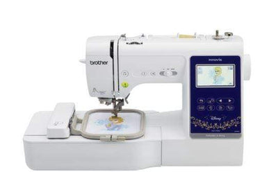 Brother Sewing and Embroidery Machines Innov-ís NS1750D – Combination Sewing & Embroidery with Disney