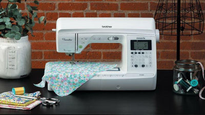 Brother Sewing Machines Brother Pacesetter PS500 Sewing Machine (100 Built -in Stitches)