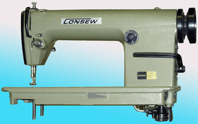Consew Industrial Machines Consew DLS-600 Ultra High Speed Lockstitch Machine with Stand