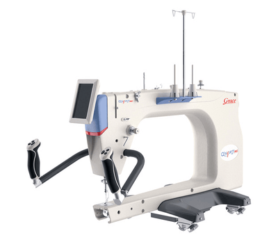 "Grace Longarm Machines Grace New Qnique 21 PRO Longarm Quilting Machine, 5"" Touch Screen (Free Limited Time Quilters Kit)"