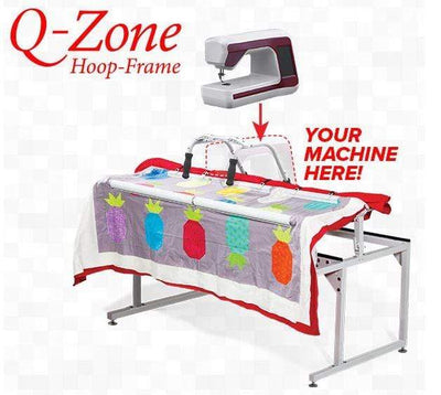Grace Quilting Frames Grace Q Zone Hoop Frame