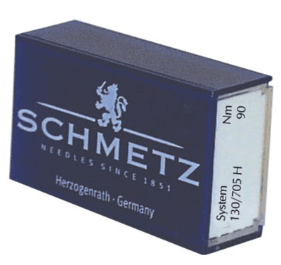 Schmetz Needles Universal 130705H Home Sewing Machine Needles for knits and wovens - Box of 100