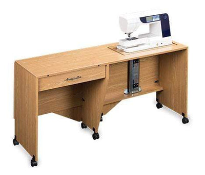 Sylvia Cabinets and Tables Sylvia Design QA 1570 Quilter's Drop Leaf Addition for Sylvia 1520, 810 & 810Q