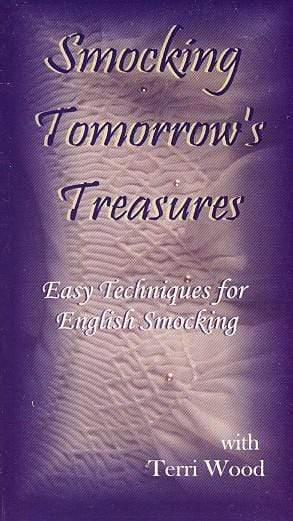 Terri Wood Accessories Terri Wood Easy Techniques for English Smocking DVD