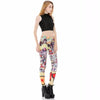 Image of DBZ Character Women Leggings