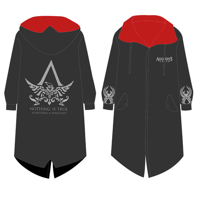 Assassin's Creed Costume - Assassin Cosplay - Assassins Creed Costume Men