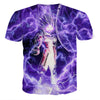 Image of DBZ Cool Portraits T-Shirts
