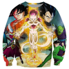Image of DRAGON BALL Z -FRIEZA (LONG SLEEVES) - 3D DBZ LONG SLEEVES