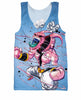 Image of Majin Buu Tank Top