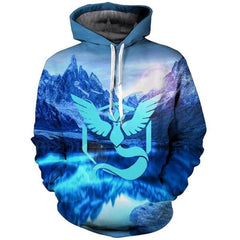 POKEMON GO CINEMATIC PULLOVER HOODIE - ANIME HOODIES AND SHIRTS