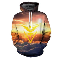 POKEMON GO COOL CINEMATIC HOODIE - ANIME HOODIES AND SHIRTS