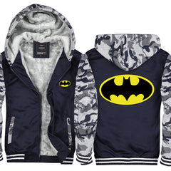 batman superman hoodies - 3D Printed Hoodies - Pullover Jacket