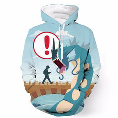 POKEMON GO 3D PRINTED HOODIE - ANIME HOODIES AND SHIRTS