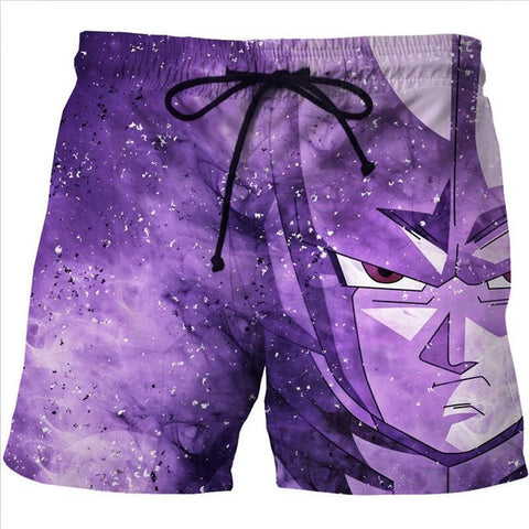 DRAGON BALL 3D SHORTS 11 STYLES