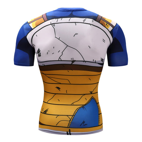 Vegeta Cell Armour 3D T Shirt