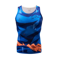 Image of Dragon Ball Z Goku 3D Tank Top