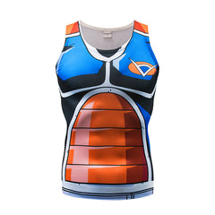 Image of Raditz 3D Printed Tank Top